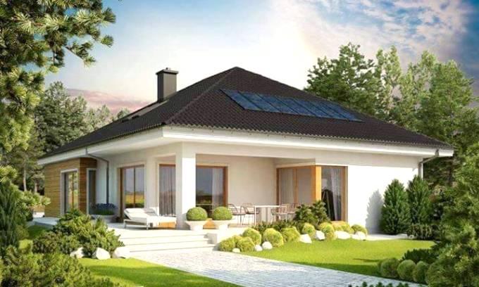 Mẫu thiết kế nhà vườn theo phong cách châu Âu