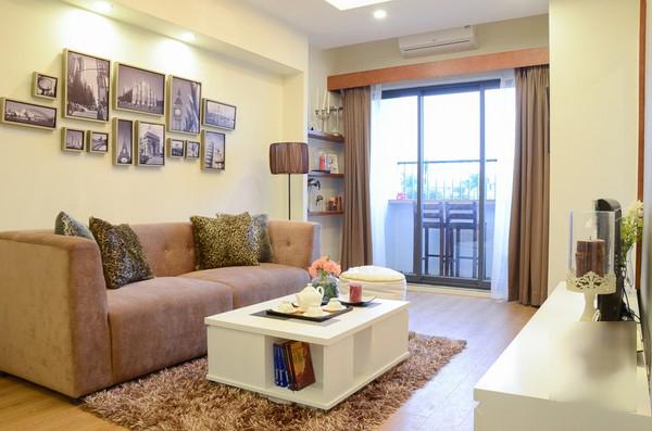 Thiết kế bố trí không gian phòng khách với diện tích hạn hẹp