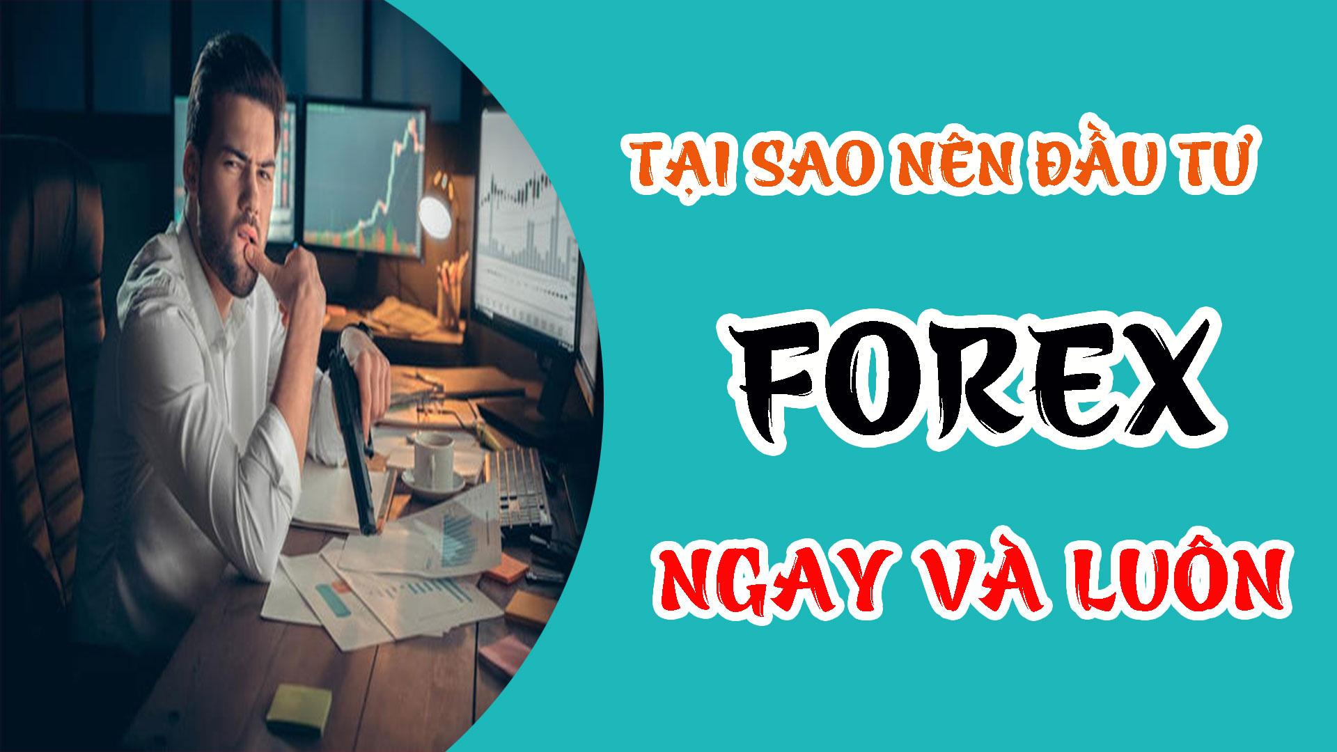 Đầu tư forex: Hướng dẫn cách chơi forex cho người mới
